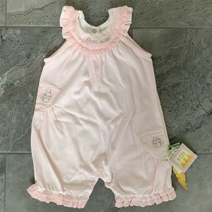 NWT Bunnies by the Baby Romper
